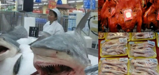 10 odd things found in Chinese Wal-Mart