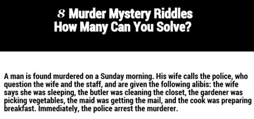8 murder mysteries to tickle your brain