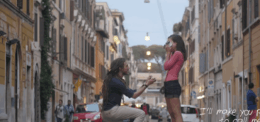 The way this guy proposed to his girl will make you cry