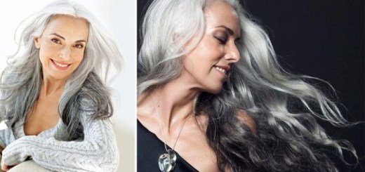 Age is nothing but a number for this 59-year-old fashion model