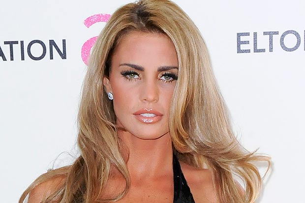 Who is Katie Price?
