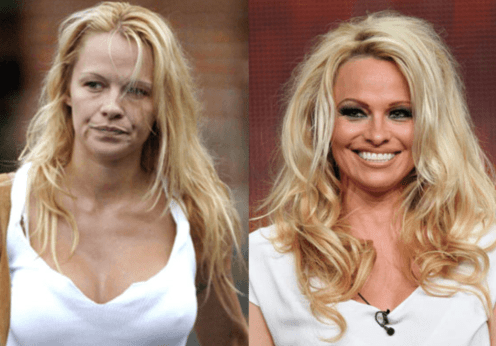 Top 10 famous Hollywood celebrities without makeup