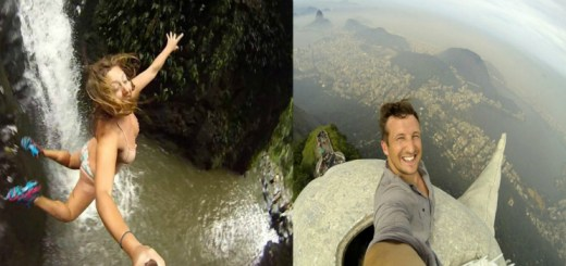 7 Death defying selfies you would be shocked to learn about