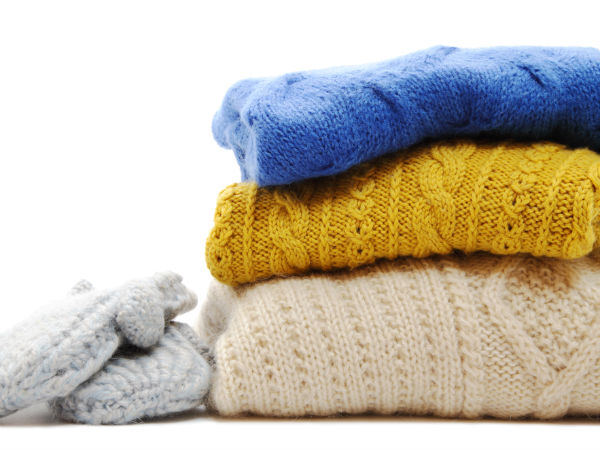 Care For Cashmere Winter Clothes