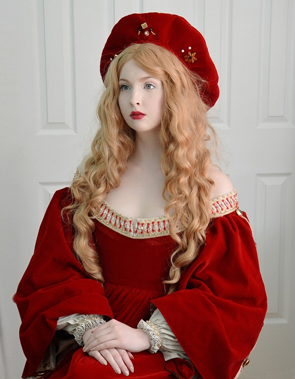 Costumes from the Victorian era