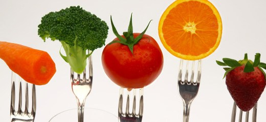 Eating more veggies and cutting down on sugar can be a great way to healthy living