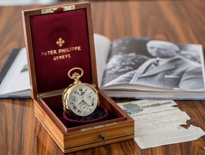 The Henry Graves Super complication