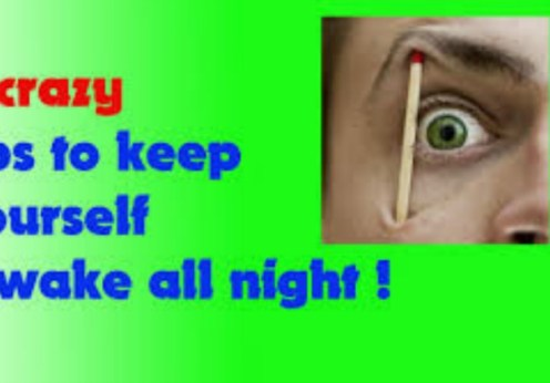 Brilliant hacks about staying up at night you never knew