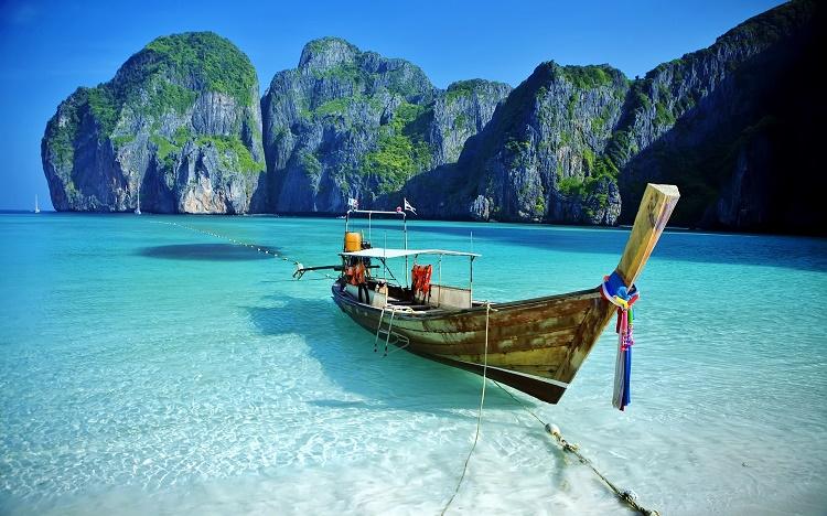 Phuket and Krabi, Thailand