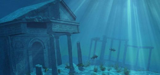 The lost civilization of Doggerland said to be Britain's Atlantis, was discovered at the bottom of the North Sea