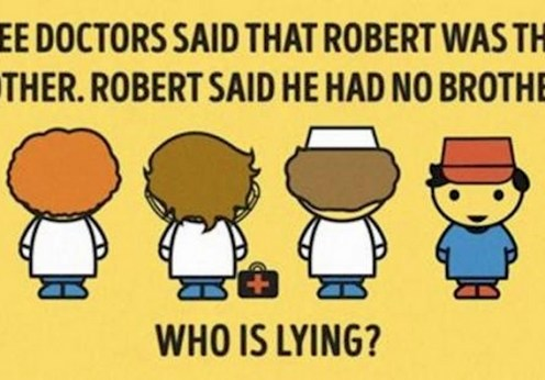 Challenge yourself with these 10 riddles to confuse your brains