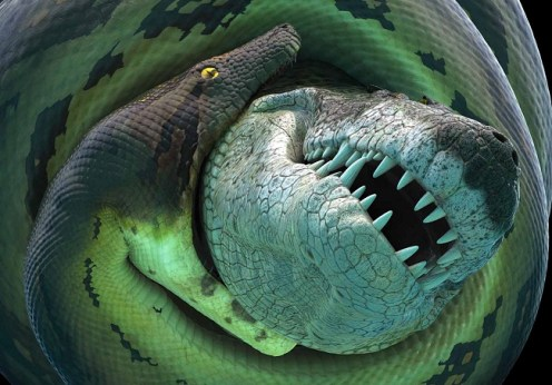 10 Of the most terrifying and scary creatures that once roamed the earth