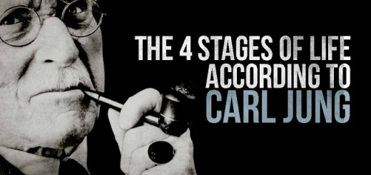4 stages of life according to psychiatrist Carl Jung