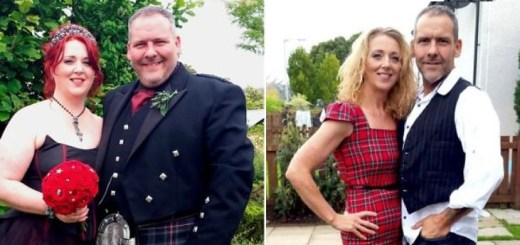Photos showing 6 overweight couples after losing weight and looking dashing