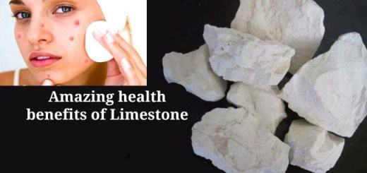 Some really beneficial and healthy uses for limestone