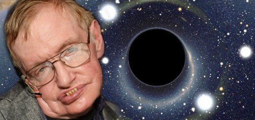 Stephen hawking claims Black holes are passages into an alternate Universe