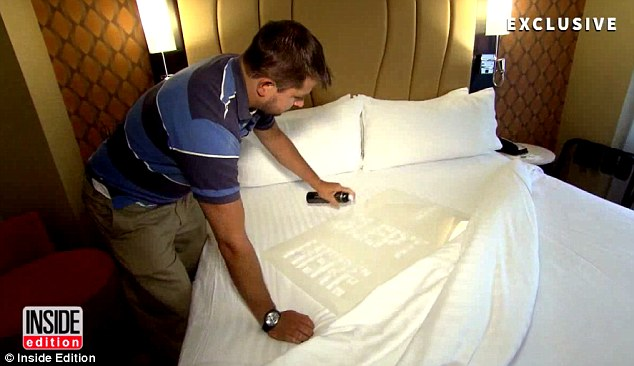 What every traveler expects from a hotel