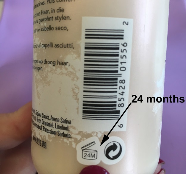 How to read the correct expiry date on beauty products