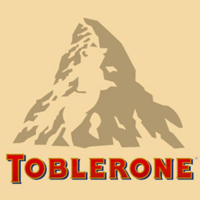 I spy on Toblerone