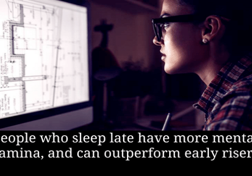 This is why Night Owls could be smarter than the Early Birds