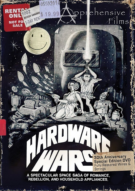 """Hardware Wars"" was one of the most successful short films of all time"