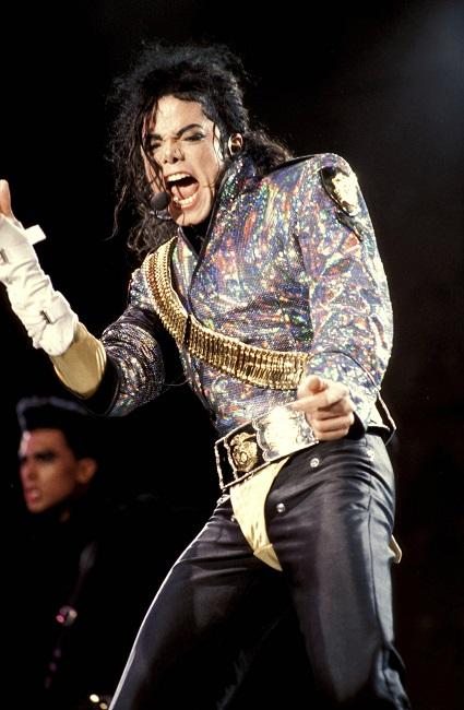 Aries Michael Jackson