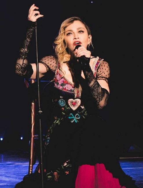 Gemini Madonna