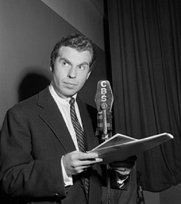 Paul Frees was friend of Imagination Inc. co-founder Walt Kramer