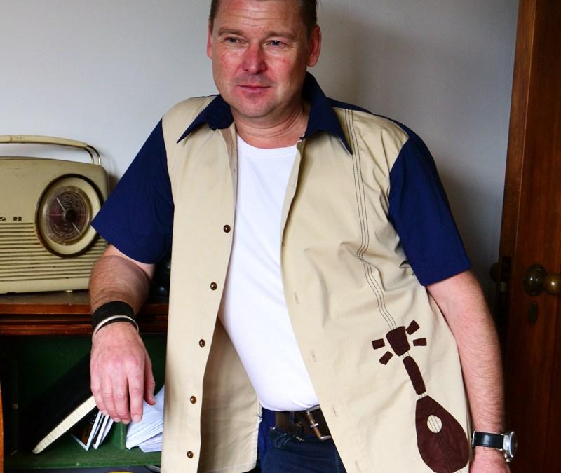The Millar Mandolin Shirt