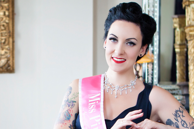 6 Questions With: Miss PinUp New Zealand 2015