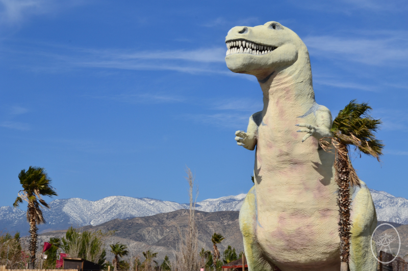 Cabazon Dinosaurs | Devel Men & Women