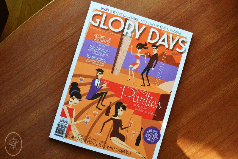 Glory Days Magazine| Devel Men & Women