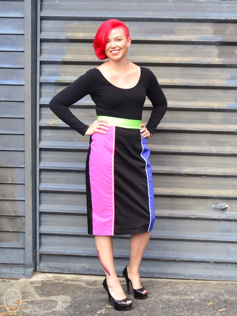 Sarah Frizzell in The Lucky Skirt | Devel Women