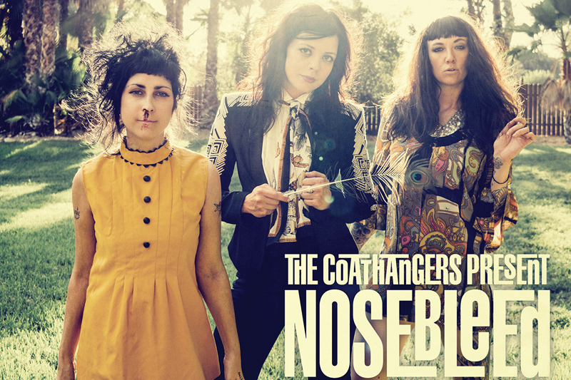 6 Questions With: The Coathangers