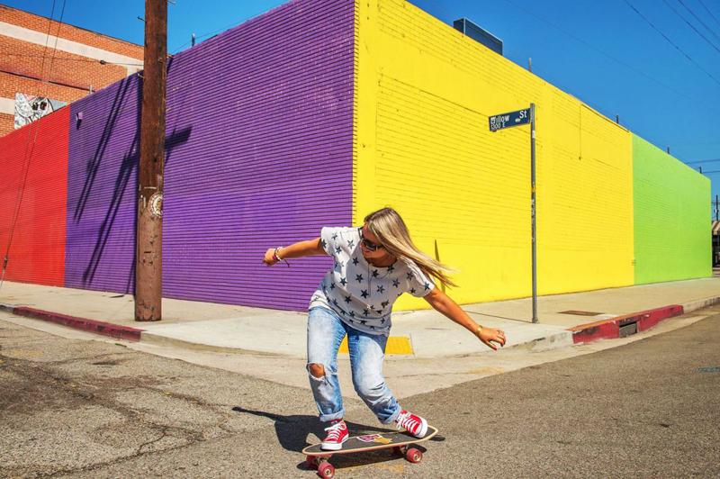 WCW: Cindy Whitehead, Skater and Motivator