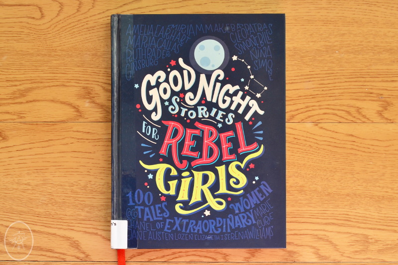 FTA: Good Night Stories For Rebel Girls