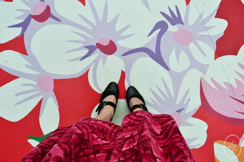 NGV International Floral Floor - Melbourne, Victoria, Australia
