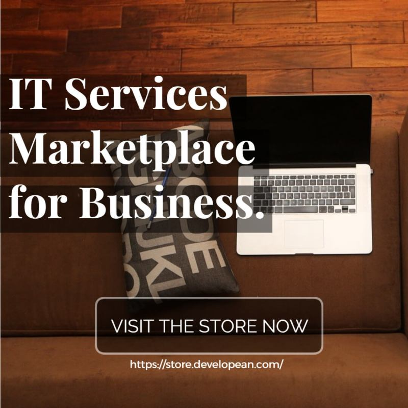 IT Services Marketplace for Business