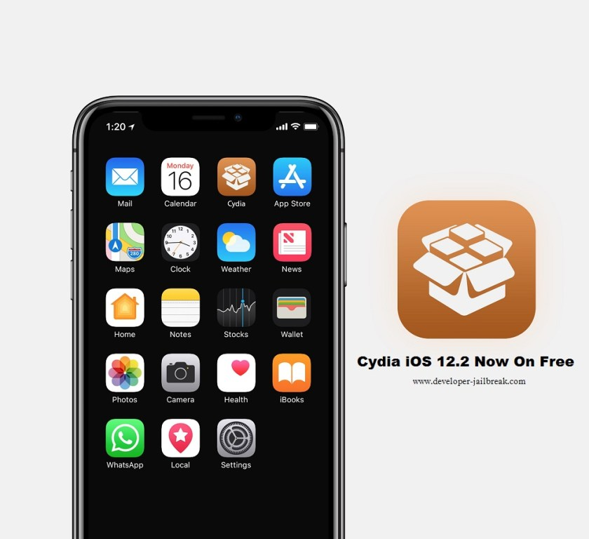 Cydia iOS 12.2