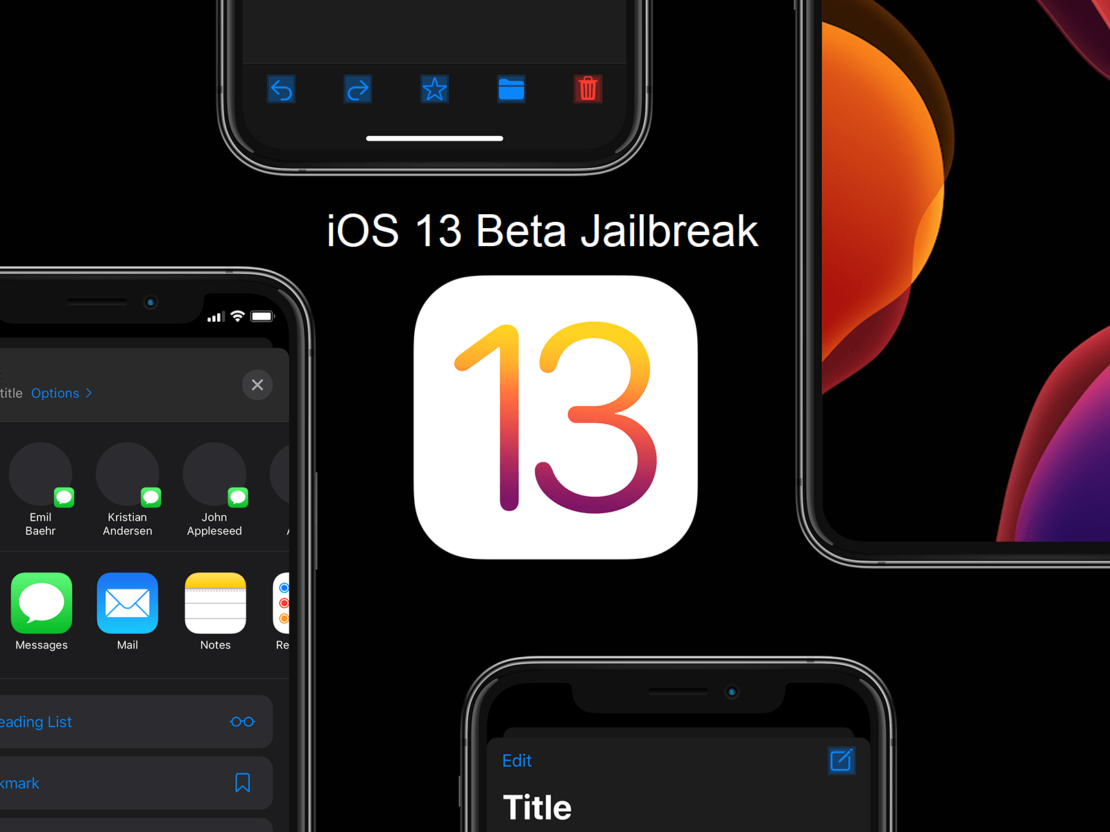 Jailbreak iOS 13 with Zjailbreak and Anzhuang | Does Cydia