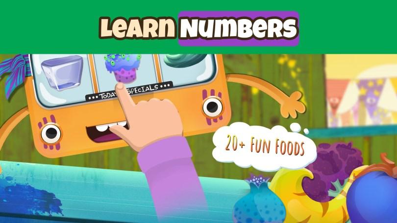 Numberita - 123 Counting Games