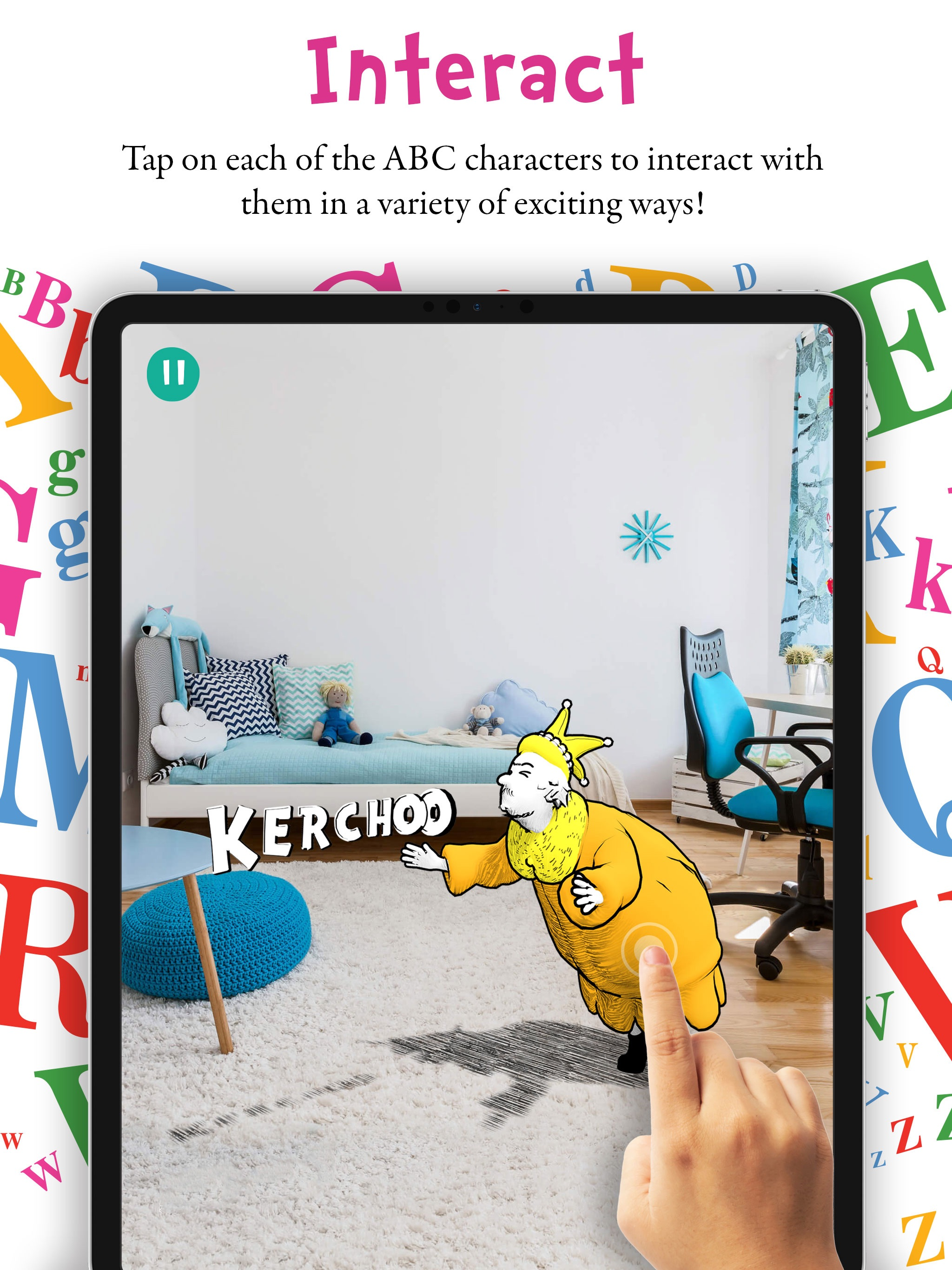 Dr Seuss S Abc Uses Augmented Reality To Help The