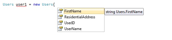 Object and Collection Initializer in C# ?