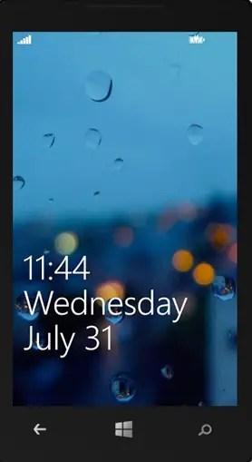 Launching the Lock Screen in Windows Phone Emulator