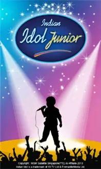 Indian Idol Junior App on Windows Phone Store