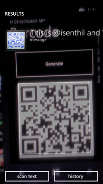 Generating Barcode in your Windows Phone 8 App using ZXing.Net Library