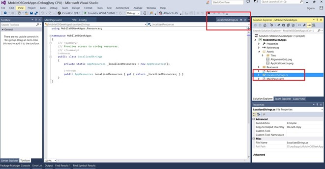 Visual Studio 2013 Tips & Tricks - Disable the Preview of File on Single Click in the Solution Explorer