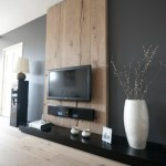 Wohnzimmer Fernsehwand Ideen