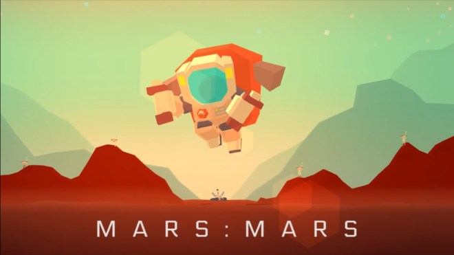 Mars: mars by Pomelo Games