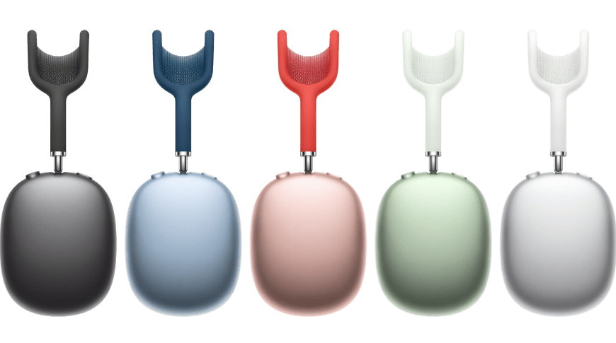 39218 75044 AirPods Max colors
